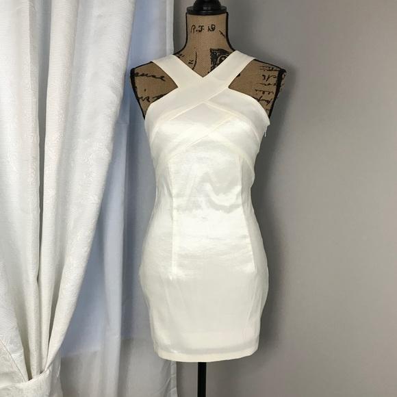 Jessica McClintock Dresses   Gunne Sax Stretch Mini Dress   Poshmark